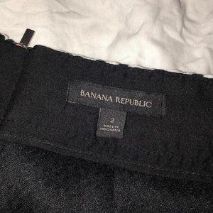 Banana Republic Skirts - Banana Republic Black & White Eyelet Pencil Skirt